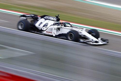 Fotogallery: Tsunoda fa il suo esordio su una F1 a Imola