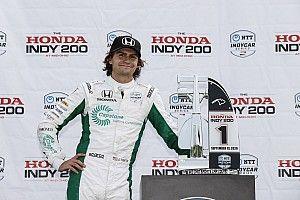 Andretti Autosport продлила контракт с Хертой в IndyCar