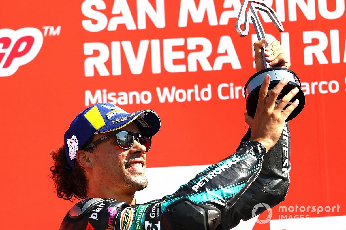 Kurangi Pesta, Kunci Sukses Franco Morbidelli di MotoGP 2020