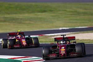 The bust and boom that will start Ferrari's second F1 millennium