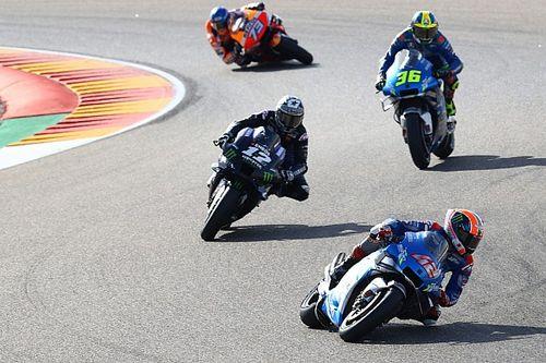 Fotogallery MotoGP: il successo di Rins al GP di Aragon