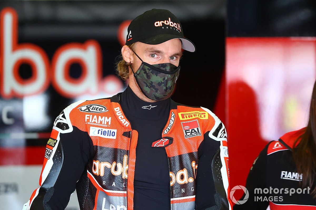 Chaz Davies reste dans le giron Ducati en World Superbike