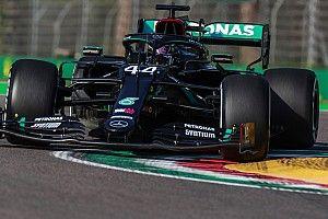 F1, Imola, Libere 1: Verstappen fra le Mercedes!