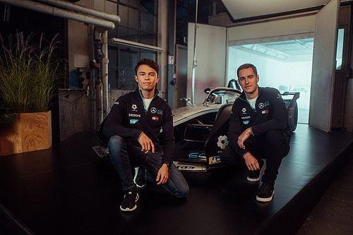 De Vries Temani Vandoorne Jadi Pembalap Cadangan Mercedes