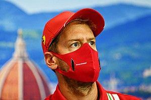 """Vettel: """"La griglia invertita? Contrario alle Lotterie!"""