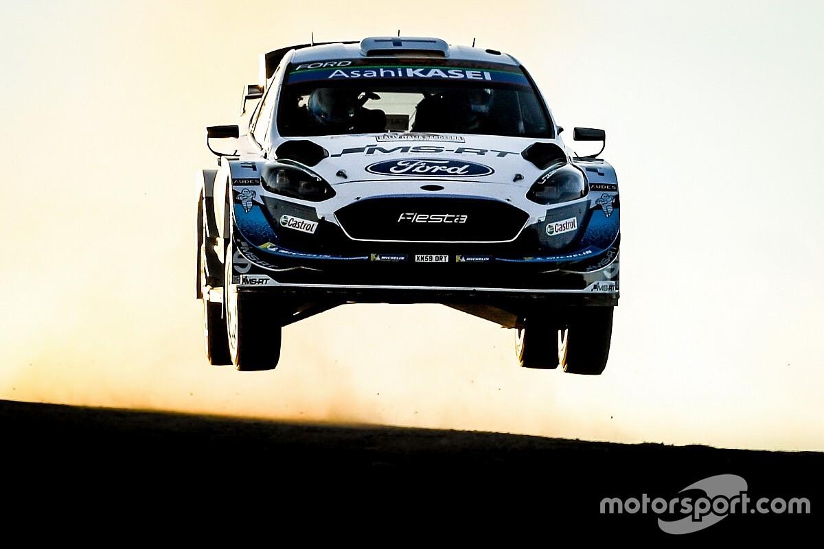 Suninen wskazuje słabe strony Fiesty WRC