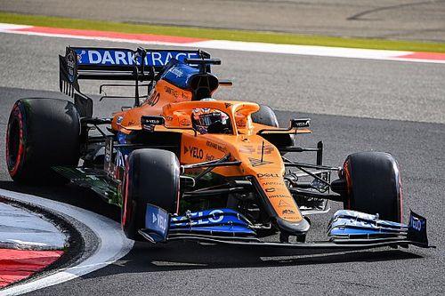 Fejvakarás a McLarennél: Sainz nem érti a csomagot, Norris örül, hogy nem kellett az újításokkal mennie