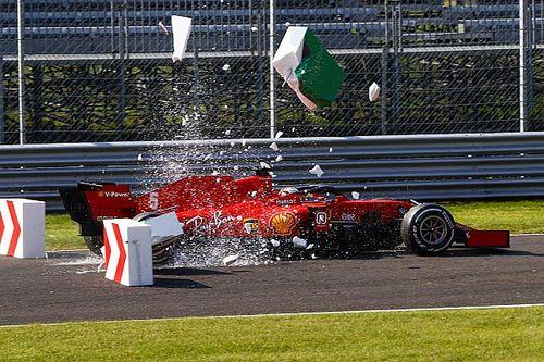 维特尔庆幸没有车迷在蒙扎见证法拉利溃败