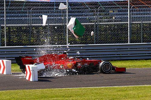 Ferrari: un doppio ritiro in cerca di risposte