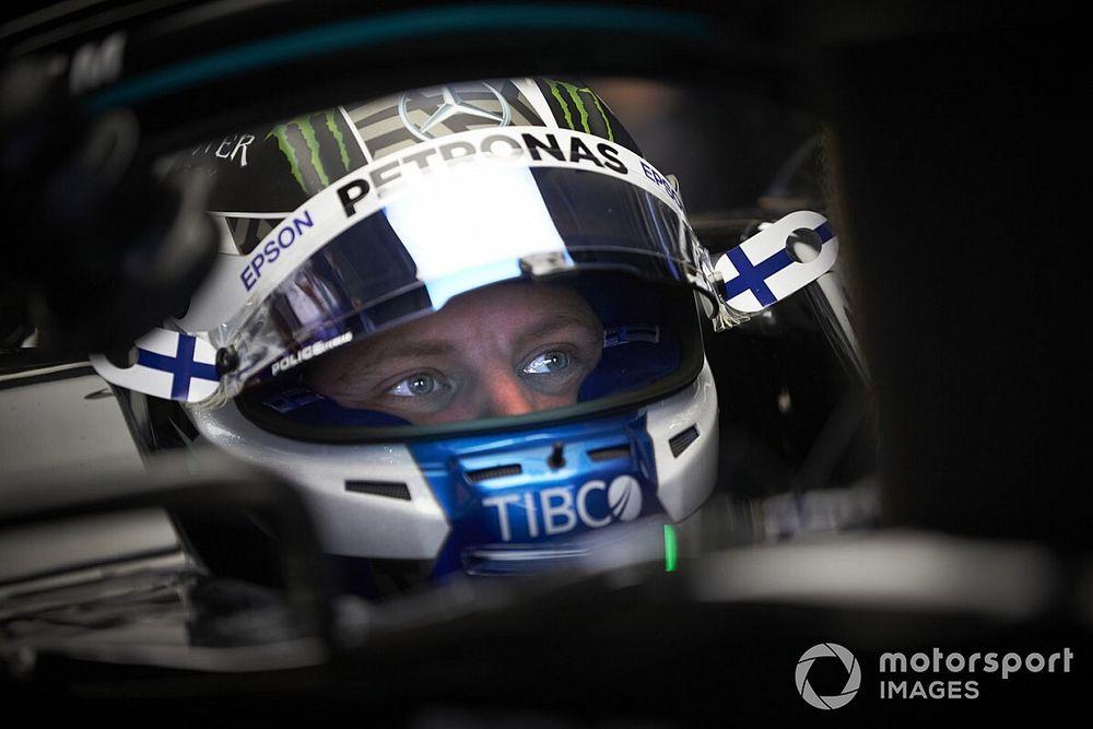 """F1: Bottas ficou """"tremendo"""" após pole que veio no final em Ímola"""