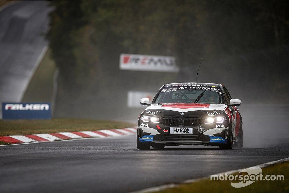 Emir Aşarı, Nürburgring 24 Saat'te ikinci oldu