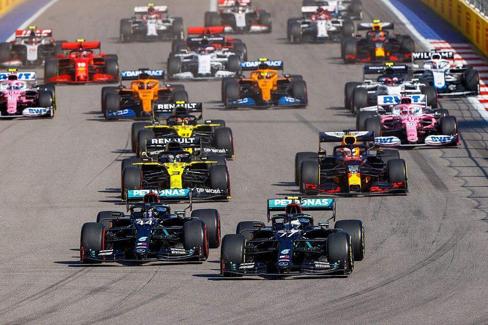 Formule 1 Grand Prix van Rusland: Tijden, welke tv-zender en meer