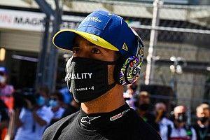 """Ricciardo: """"Irkçılık konusunda sessiz kalmak, eleştirilmekten daha kötü"""""""