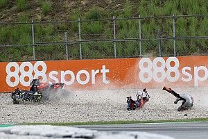 Un incident de course qui décuple la frustration de Dovizioso