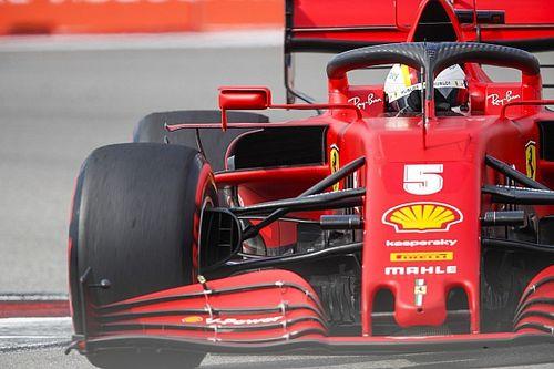 Sebastian Vettel: Zawiodłem