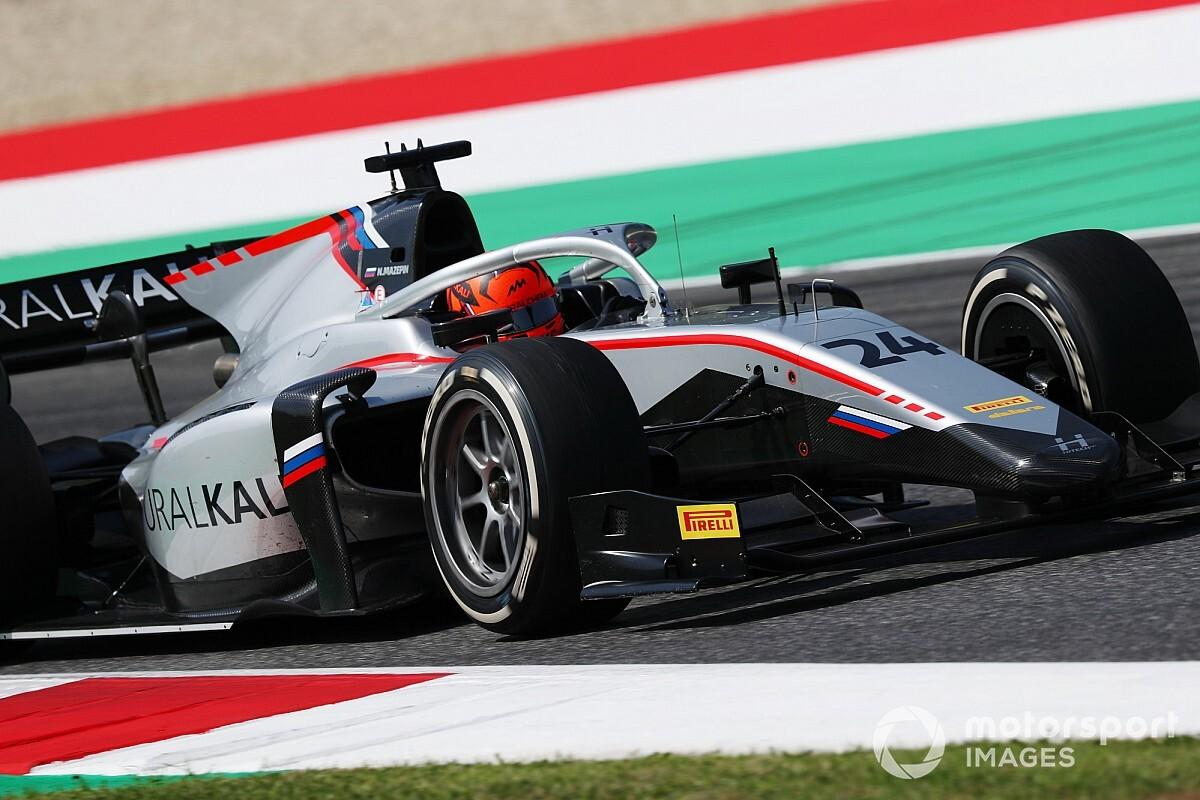 Mazepin a 14. helyről nyert az F2-es mugellói főfutamon, Schumacher az élre állt a pontversenyben!