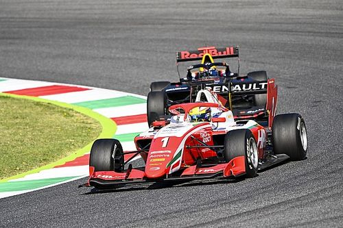 Piastri, campeón de la FIA F3 2020 tras un final de infarto en Mugello