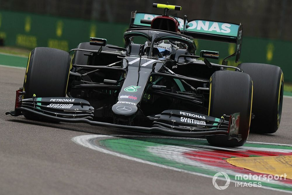 Bottas wil opheldering na verloren GP door brokstukken