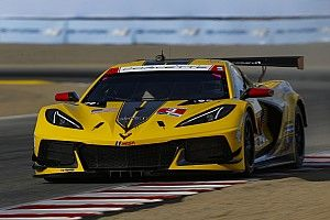 Garcia, Taylor win title after penalty for sister Corvette