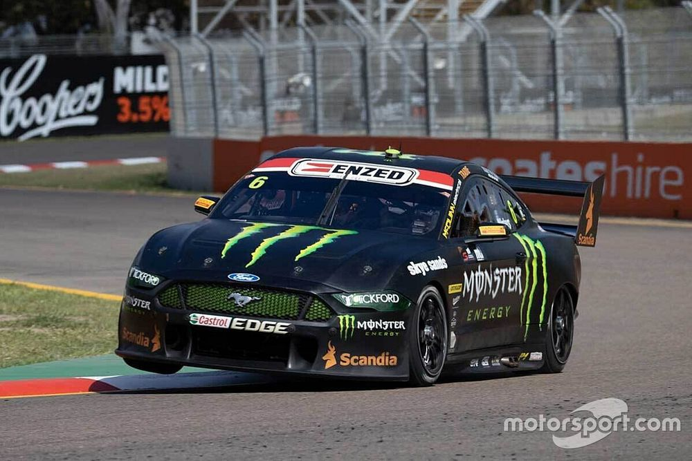 Townsville Supercars: Waters completes practice sweep