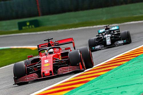 Ferrari espera que sin el modo fiesta cambien las cosas en Monza