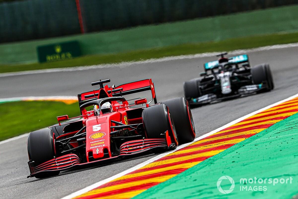 予選モード禁止でフェラーリも追いつける? ビノット代表、モンツァでの序列変化を予想