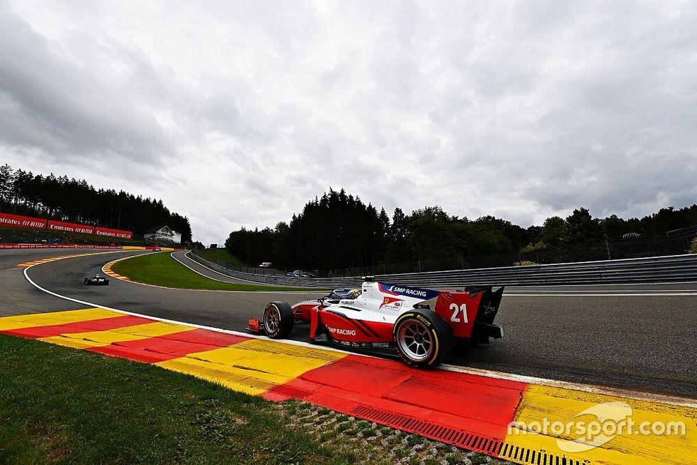 Японцы и россияне поделили четыре первых места на квалификации Формулы 2