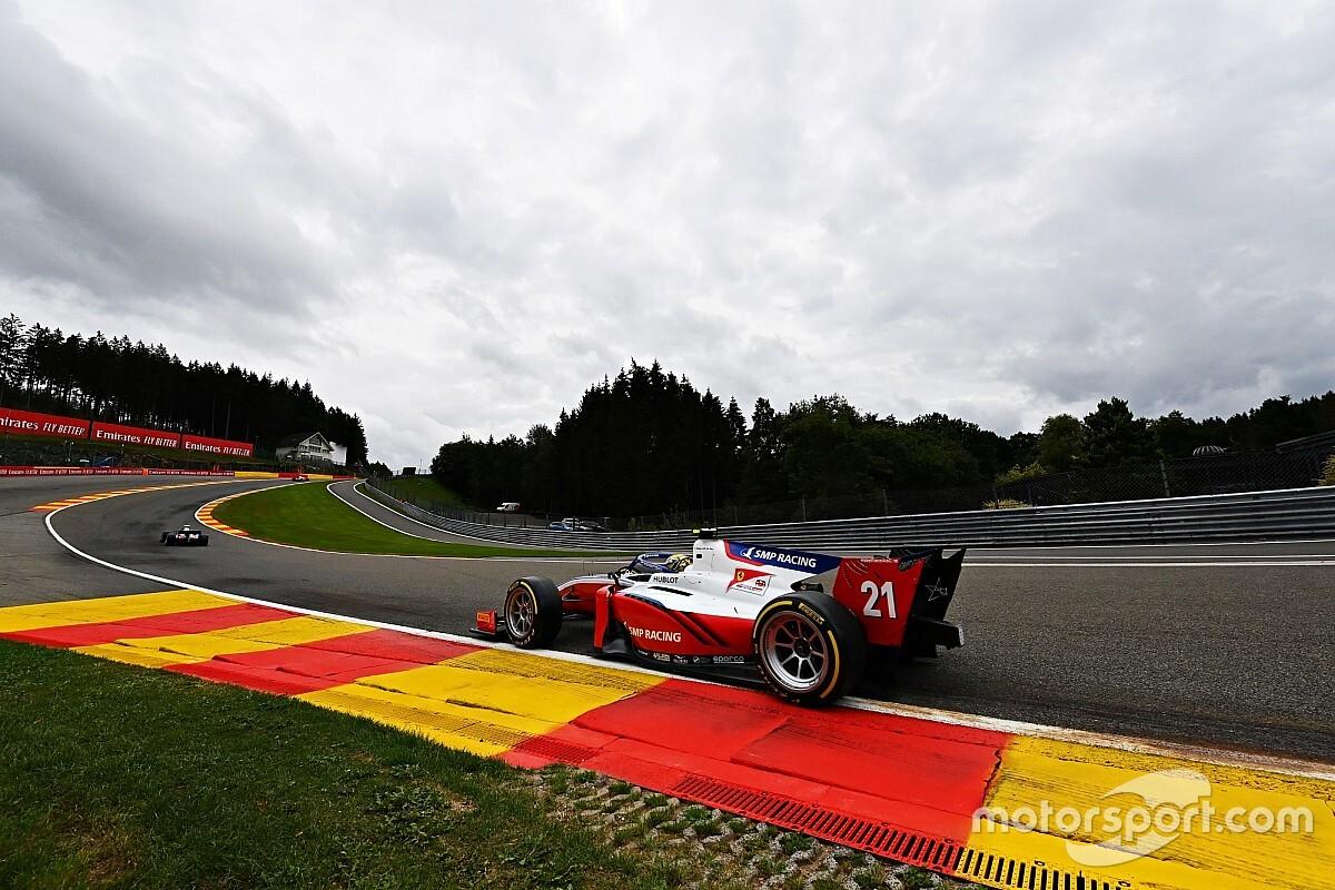 Spa F2: Shwartzman rahat kazandı, Schumacher ikinci