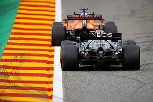 «Red Bull впереди, Racing Point вровень с нами». Хэмилтон подвел итоги пятницы