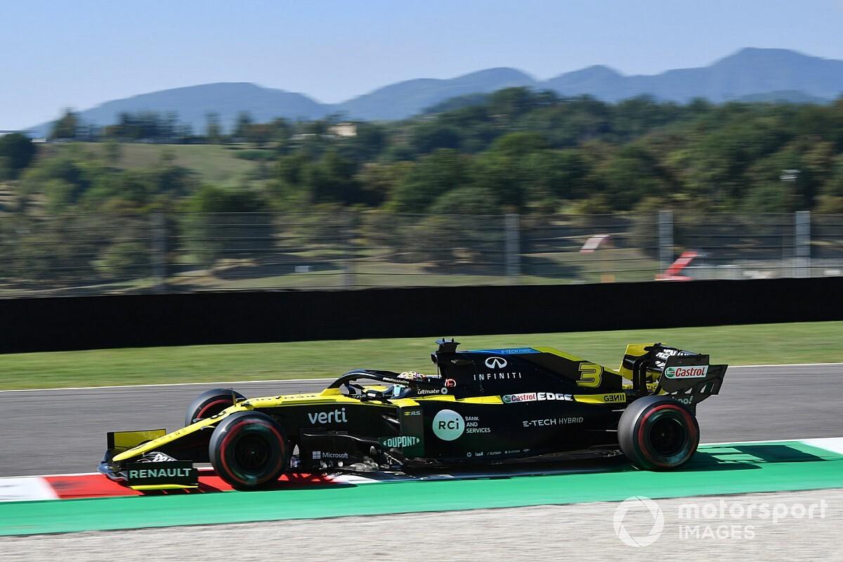 """Ricciardo: """"Yarışta pek çok geçiş göreceğiz"""""""