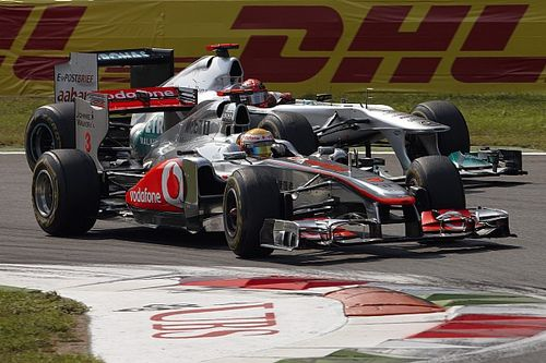 """""""Hamilton es mejor que Schumacher"""", según Barrichello"""