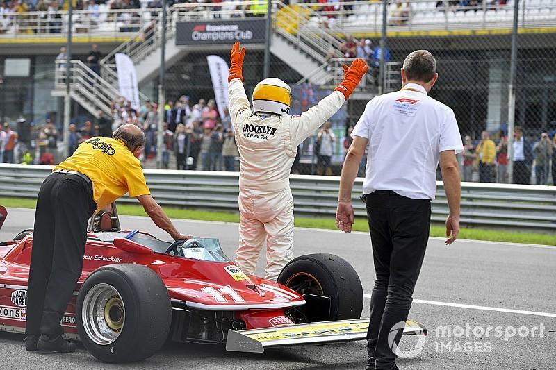 Лучшие фотографии Гран При Италии: суббота