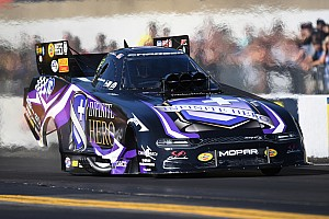 Beckman, Crampton, Line, Savoie win NHRA in Reading