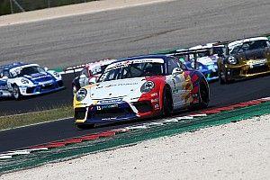 """Carrera Cup Italia al Porsche Festival, Bertonelli: """"Non rischierò il tutto per tutto"""""""