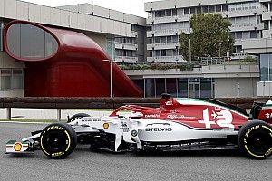 Alfa Romeo изменила ливрею к гонке в Монце