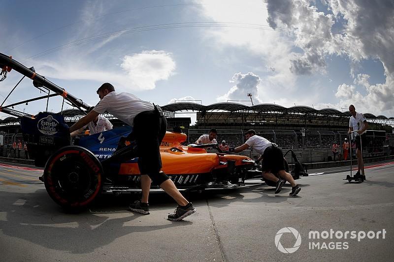"""Seidl, McLaren'ın Spa'da """"çok daha güçlü"""" olmasını istiyor"""