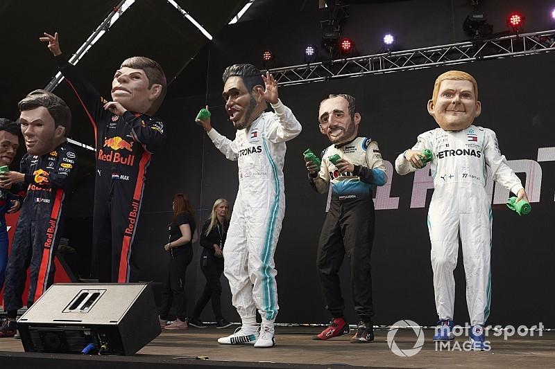 Голосование: кто для вас лучший гонщик Гран При Венгрии?