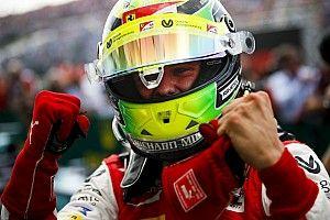 Las cuentas de Mick Schumacher para ser campeón de Fórmula 2