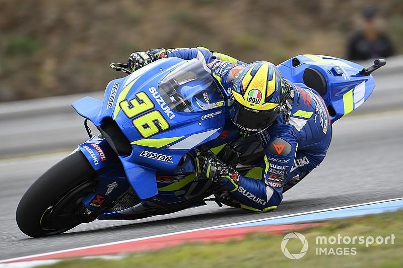 Mir to make Suzuki MotoGP return in Misano test