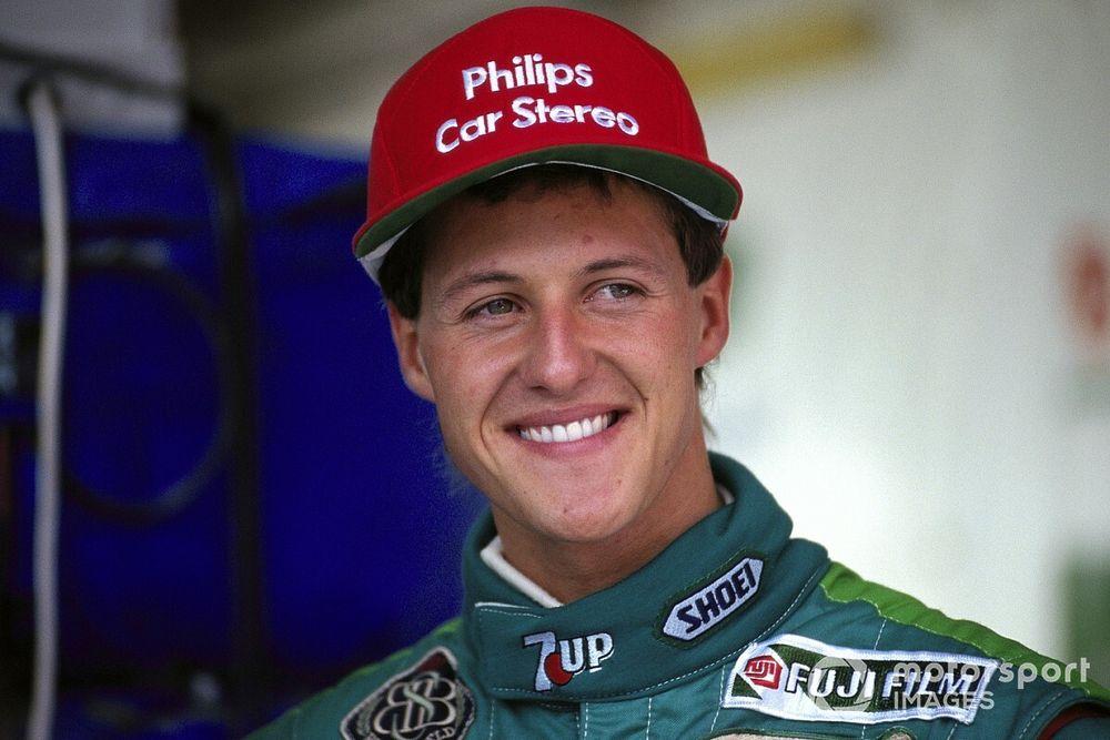 """Jordan relembra como Schumacher o """"enganou descaradamente"""" para estrear na F1"""