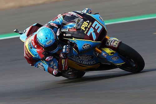 Moto2, Aragon: Fernandez non riesce a strappare la pole a Marquez