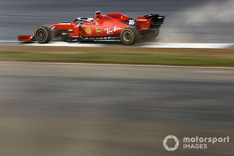 EL3 - Les Ferrari un souffle devant Hamilton après le crachin