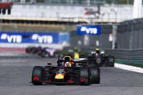 """Verstappen: """"No tenía sentido"""" ir por la vuelta rápida"""