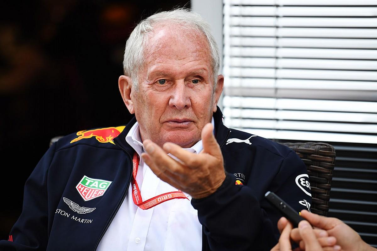 Марко: В 2020 году у Red Bull не будет оправданий