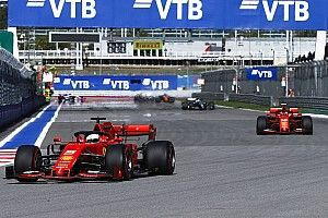 "Leclerc says ""trust is still here"" with Vettel"