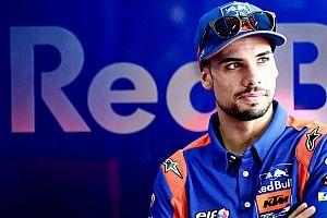Guidon officiel KTM: Oliveira ne cache pas sa déception