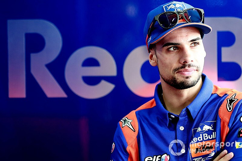 Guidon officiel KTM : Oliveira ne cache pas sa déception