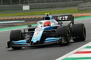 Kubica nie oszczędza Williamsa