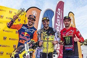 Sunderland, campeón del mundo de rallies; Barreda tercero en Atacama