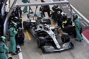 Mercedes: Wisten dat we niet het juiste pakket voor Monza hadden